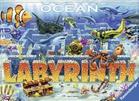 Board Game: Ocean Labyrinth