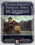 RPG Item: Fortresses, Temples, & Strongholds