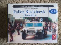 Board Game: Fallen Blackhawk: Somalia