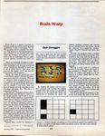 Video Game: Brain Warp