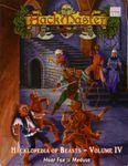 RPG Item: Hacklopedia of Beasts Volume IV: Hoar Fox to Medusa