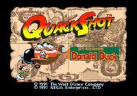 Video Game: Quackshot