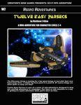 RPG Item: W2: Twelve Easy Parsecs