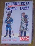Board Game: La carga de la Brigada Ligera: Batalla de Balaclava