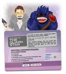 Board Game: Twin Stars: Scenario 02 – The Quark Star