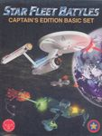 Board Game: Star Fleet Battles: Captain's Edition Basic Set