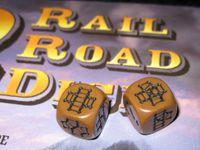 Board Game: Railroad Dice 2