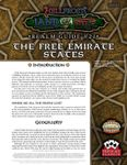 RPG Item: Land of Fire Realm Guide #21: The Free Emirate States