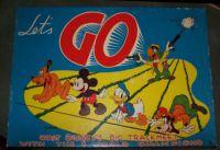 Board Game: Let's Go