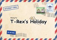 Board Game: T-Rex's Holiday