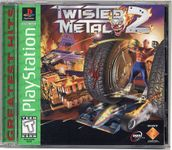 Video Game: Twisted Metal 2