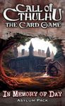 Board Game: Call of Cthulhu: The Card Game – In Memory of Day Asylum Pack