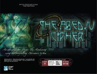 RPG Item: The Abedju Cipher