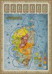 Board Game: Concordia: Gallia / Corsica