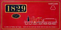 Board Game: 1829