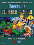 RPG Item: Superline: Campaign Planner 2