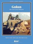 Board Game: Golan: The Last Syrian Offensive