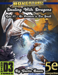 RPG Item: Adventure!: Dealing With Dragons