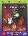 RPG Item: GURPS Klingons (3E)