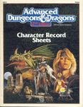 RPG Item: REF2: Character Record Sheets