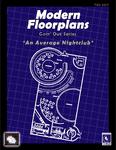 RPG Item: Modern Floorplans: Nightclub