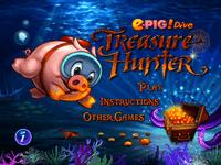 Video Game: e-Pig Dive Treasure Hunter