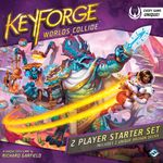 Board Game: KeyForge: Worlds Collide