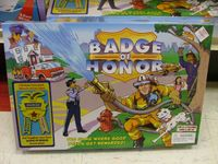 Board Game: Badge of Honor