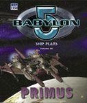 RPG Item: Ship Plans Volume III - Primus