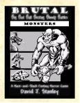 RPG Item: Monsters