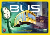 Board Game: Bus