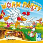 Board Game: Worm Party