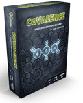 Board Game: Covalence: A Molecule Building Game