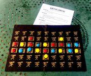 Board Game: Qenj