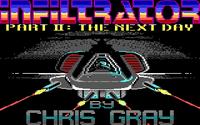 Video Game: Infiltrator II