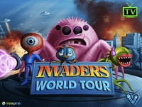Video Game: Invaders World Tour 3