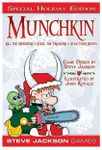Board Game: Munchkin Special Holiday Edition