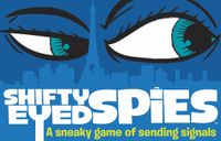 Board Game: Shifty Eyed Spies