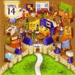 Board Game: Carcassonne: Bonusplättchen Spiel 2014