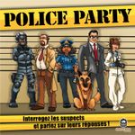 Board Game: Police Party