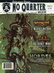 Issue: No Quarter (Issue 2 - Sep 2005)