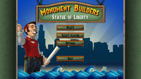 Video Game: Monument Builders - Statue of Liberty