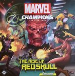 Board Game: Marvel Champions: The Card Game – The Rise of Red Skull
