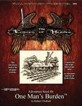 RPG Item: Adventure Seed 4b: One Man's Burden