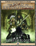 RPG Item: The Road to Revolution 3: Tides of Blood