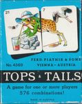 Board Game: Tops and Tails