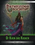 RPG Item: Pathfinder Society Scenario 6-13: Of Kirin and Kraken