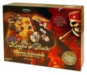 Board Game: League of Pirates