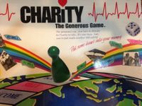 Board Game: Charity: the generous game