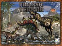 Board Game: Triassic Terror